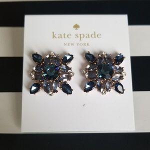 Kate Spade Snowy Nights Earrings NWT